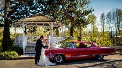 Tacoma Wedding Photographer Feather Ballroom WA 98290