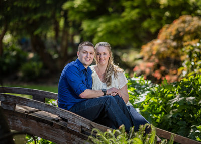Tacoma wedding Photographer Pagoda Garden Defiance