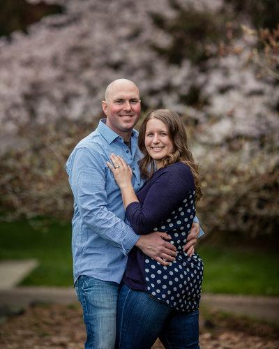 Point Defiance Park Tacoma Wedding Photographer