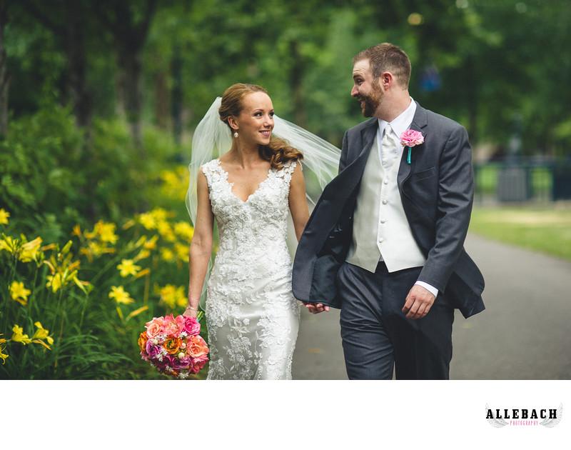 Connecticut Science Center Wedding Hartford CT