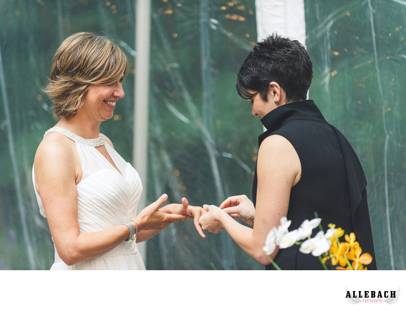 Beautiful LGBT Wedding Photographer in Philadelphia