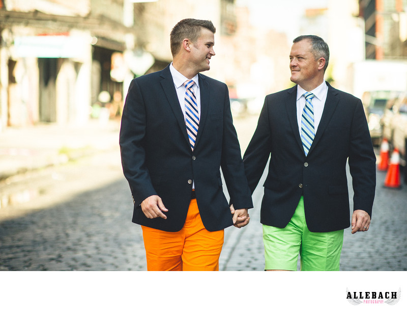 New York City Gay Elopement Photographer