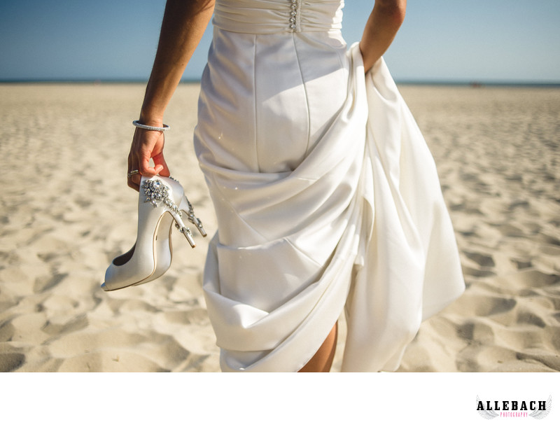 Paloma Blanca Wedding Dress in Cape May Bride