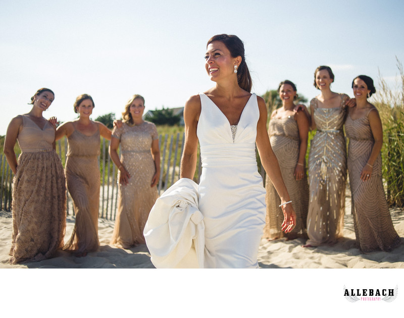 Cape May Convention Hall Beach New Jersey Wedding