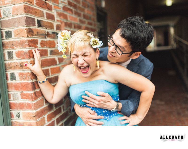 Philly Wedding Photographers - Allebach Photo
