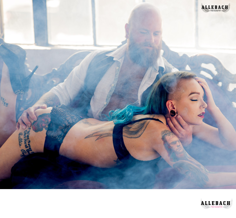 Super Hot Couples Photography - Boudoir