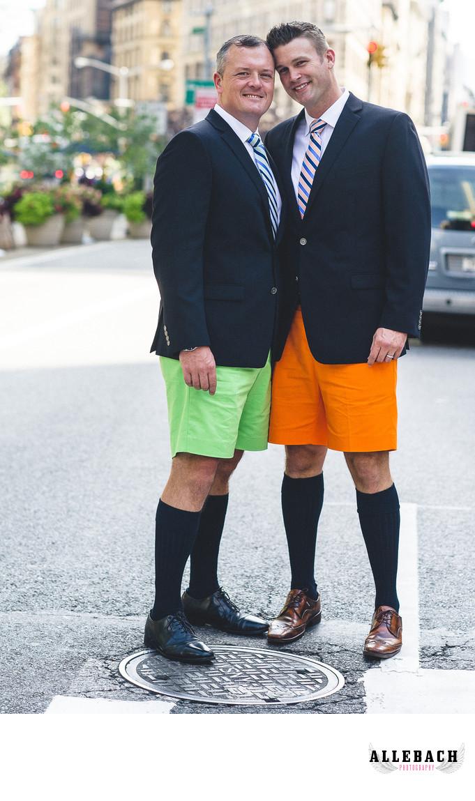 Philadelphia's LGBT Elopement and Wedding Photographer