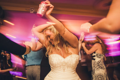 Fun Philly Bride