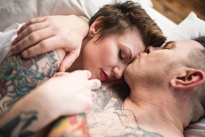 Intimate Couples Boudoir Photographer - Lansdale
