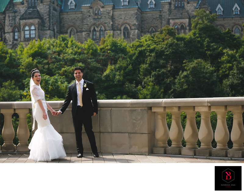 Chateau Laurier Ottawa Wedding 7