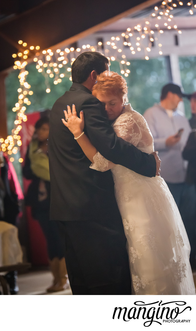 First dance at Indian Point Resort