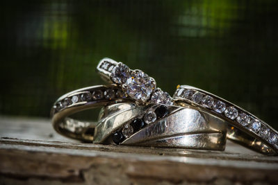 Sioux Bayou Wedding Rings Indian Point Resort MS