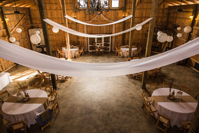 Kalioka Stables Wedding Decor