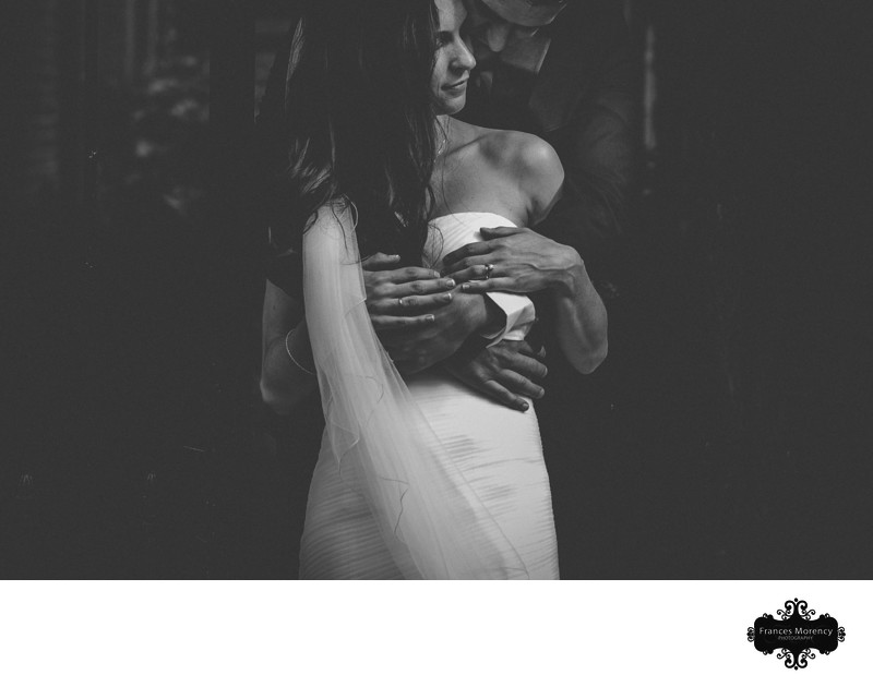 Owen Sound Sunset Wedding Photographer