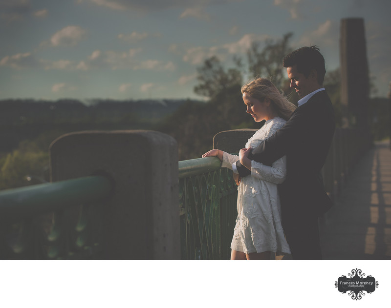 Pre-Wedding photography in beautiful Hamilton