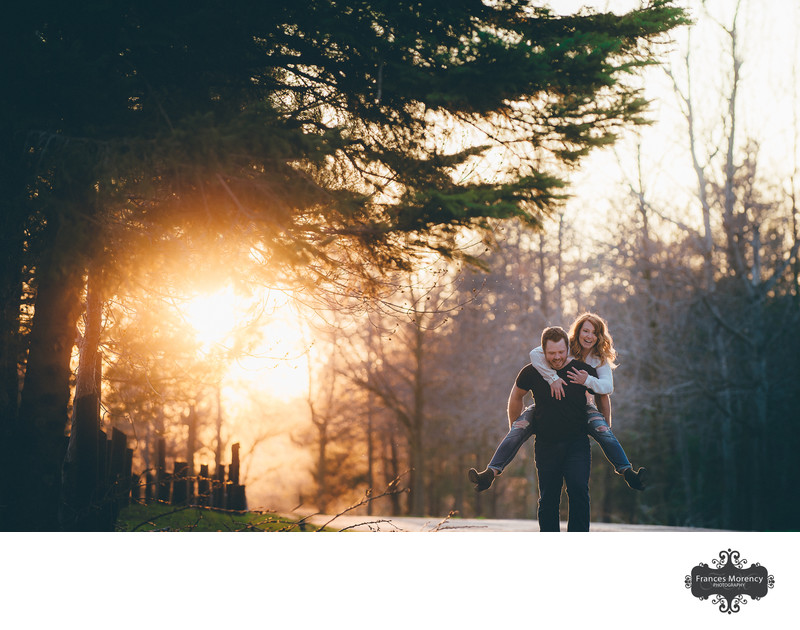 Collingwood Engagement Photos