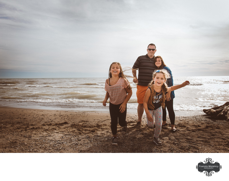 Collingwood Family Beach Photography
