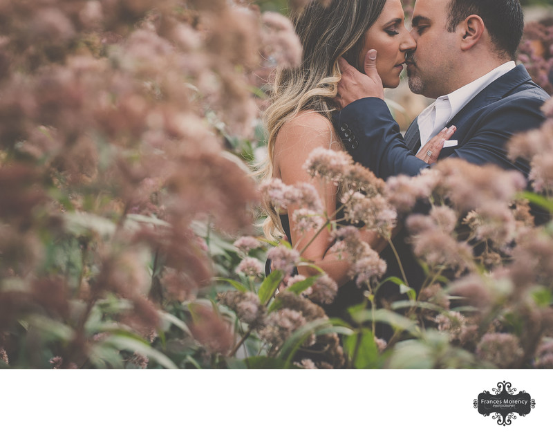 Yorkville Toronto Pre-Wedding Engagement Photographer