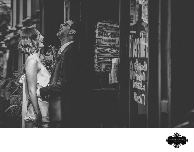 Wedding Photographer in Collingwood