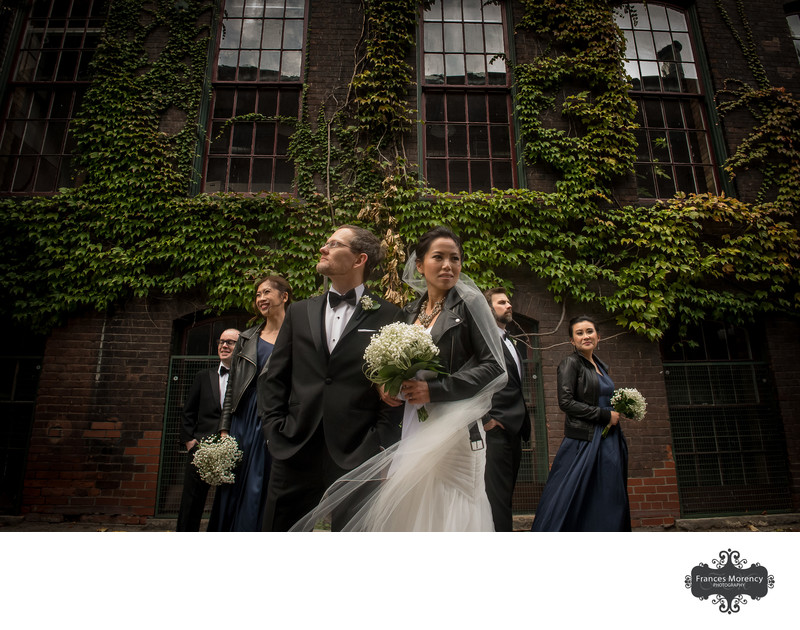 Madsen's Greenhouse Banquet & Chapel Wedding Photo