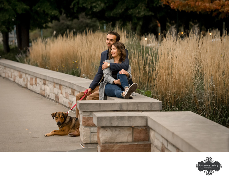 Best Barrie Engagement Photography Location