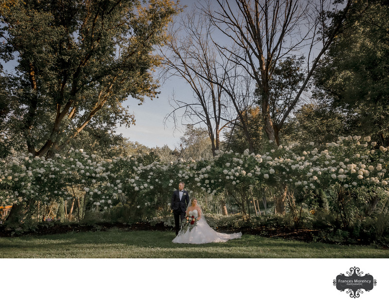 Villa Caledon Inn Wedding Photographer