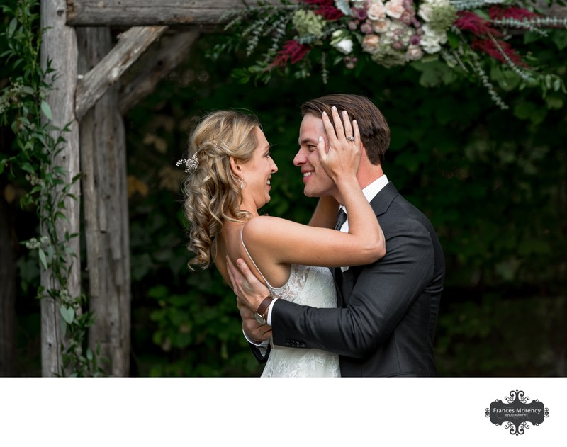 Barrie Country Club Wedding Photographer