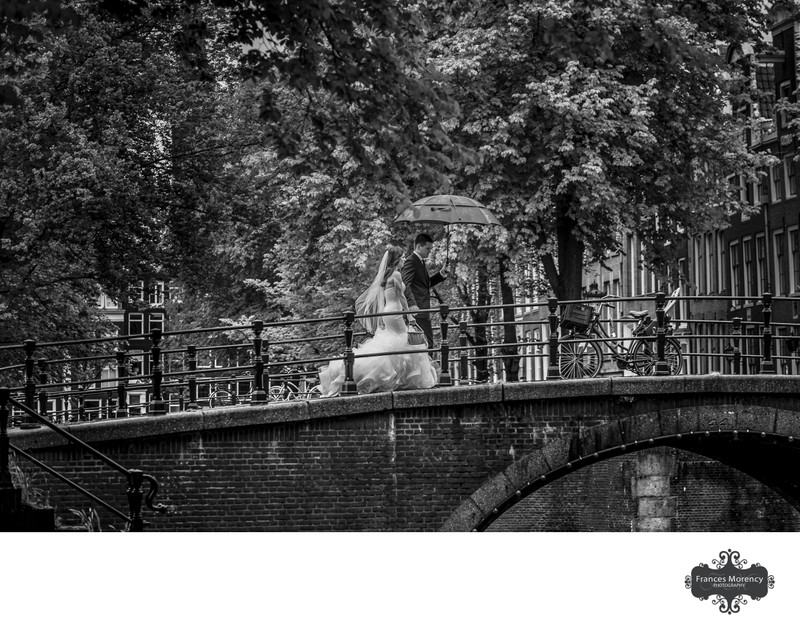 Best Amsterdam journalistic wedding photographer