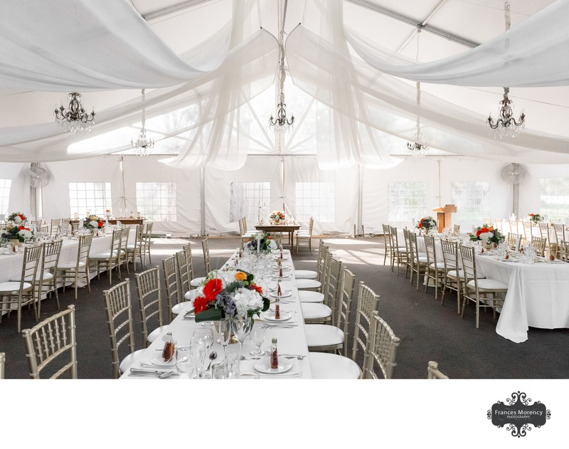 The Good Earth Food & Wine Co. Wedding