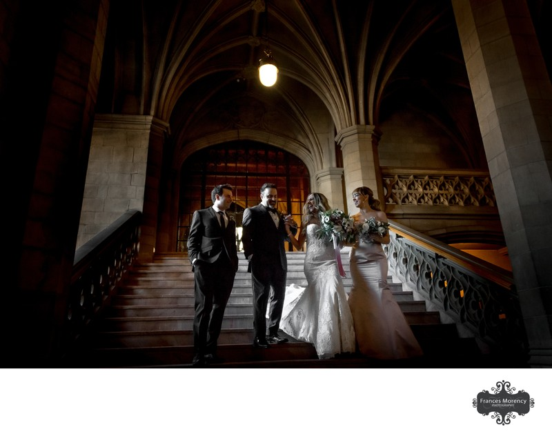 Toronto University Wedding Photographer