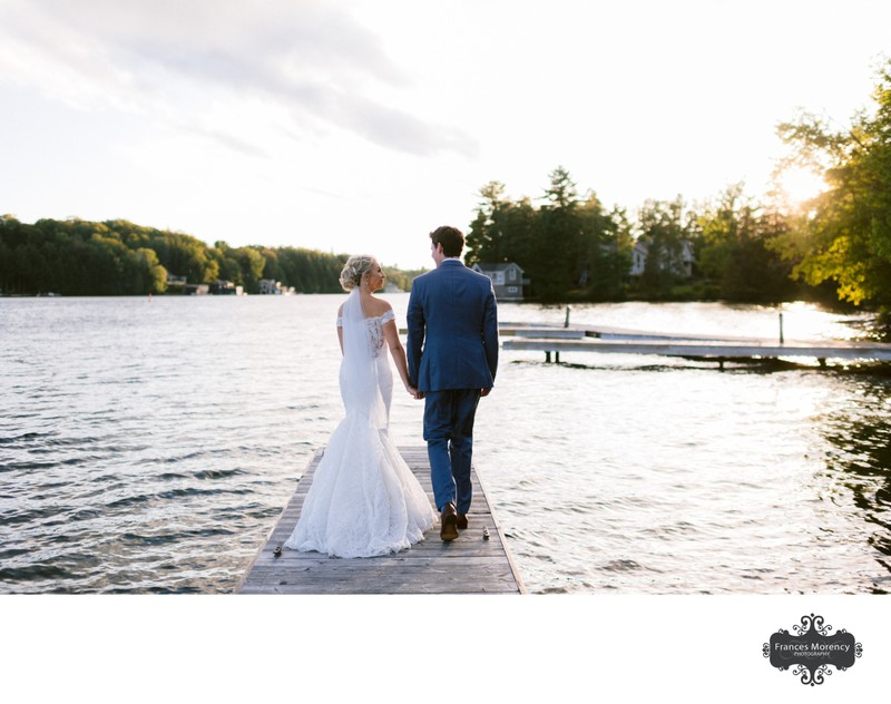 The Lake Joseph Club Wedding Photography