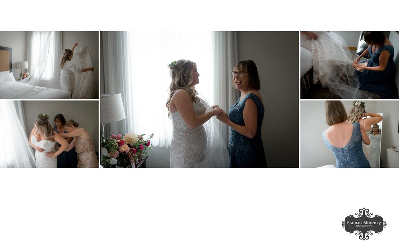 Candid Moments at The Millcroft Inn & Spa Wedding