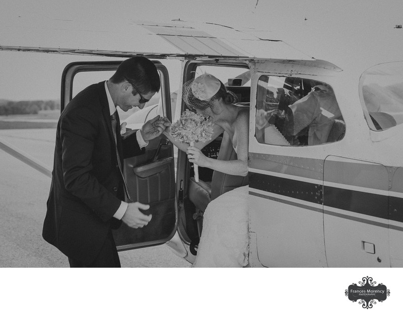 Saugeen Airport Wedding Photographer