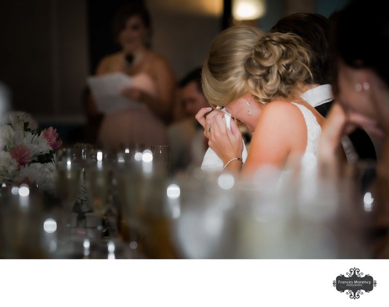 Speech Reactions: Destination Wedding Photographer