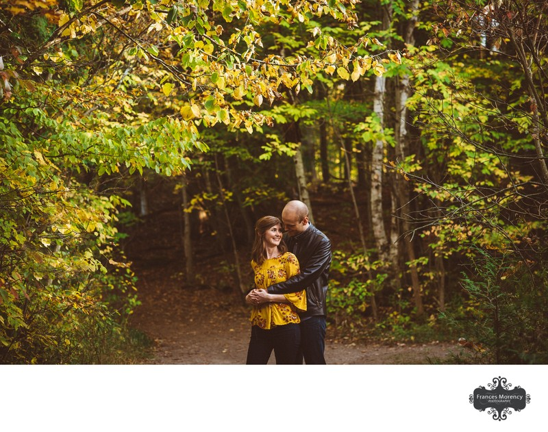Engagement Photographer in Orangeville