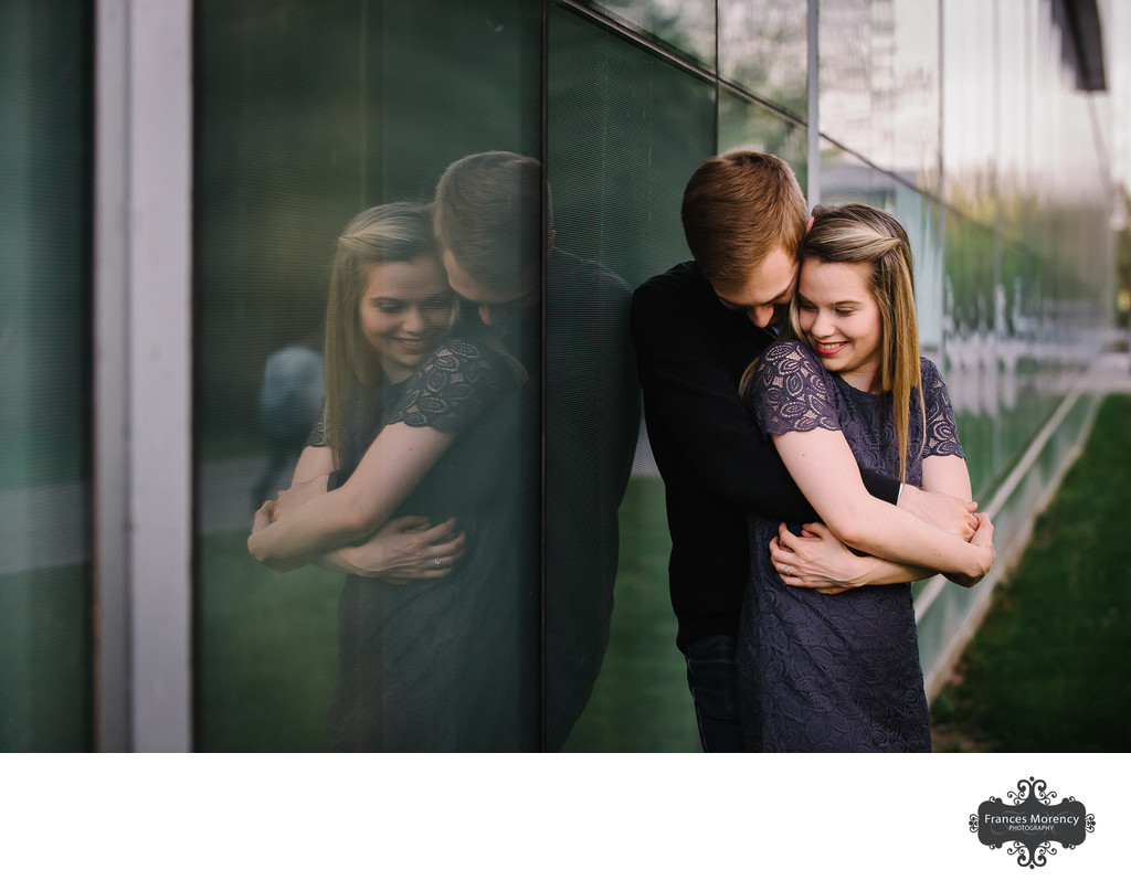 Collingwood Top Engagement Photographer