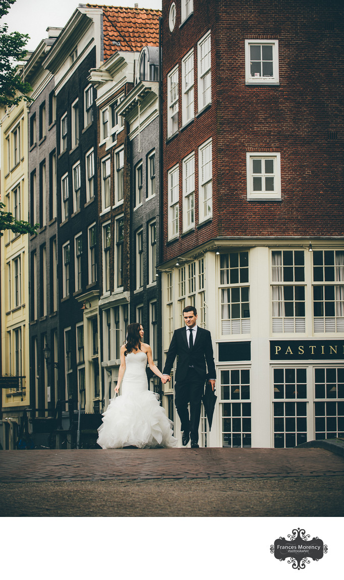 Amsterdam Pre-Wedding Photographer