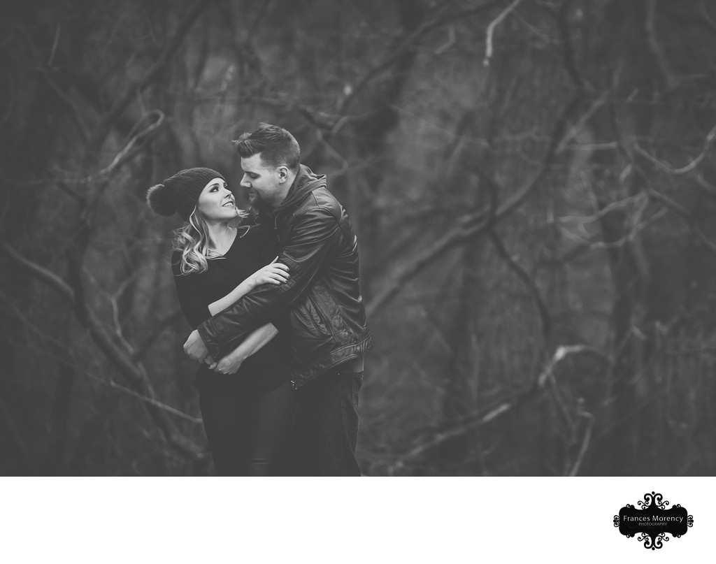 Barrie Engagement Photography Locations