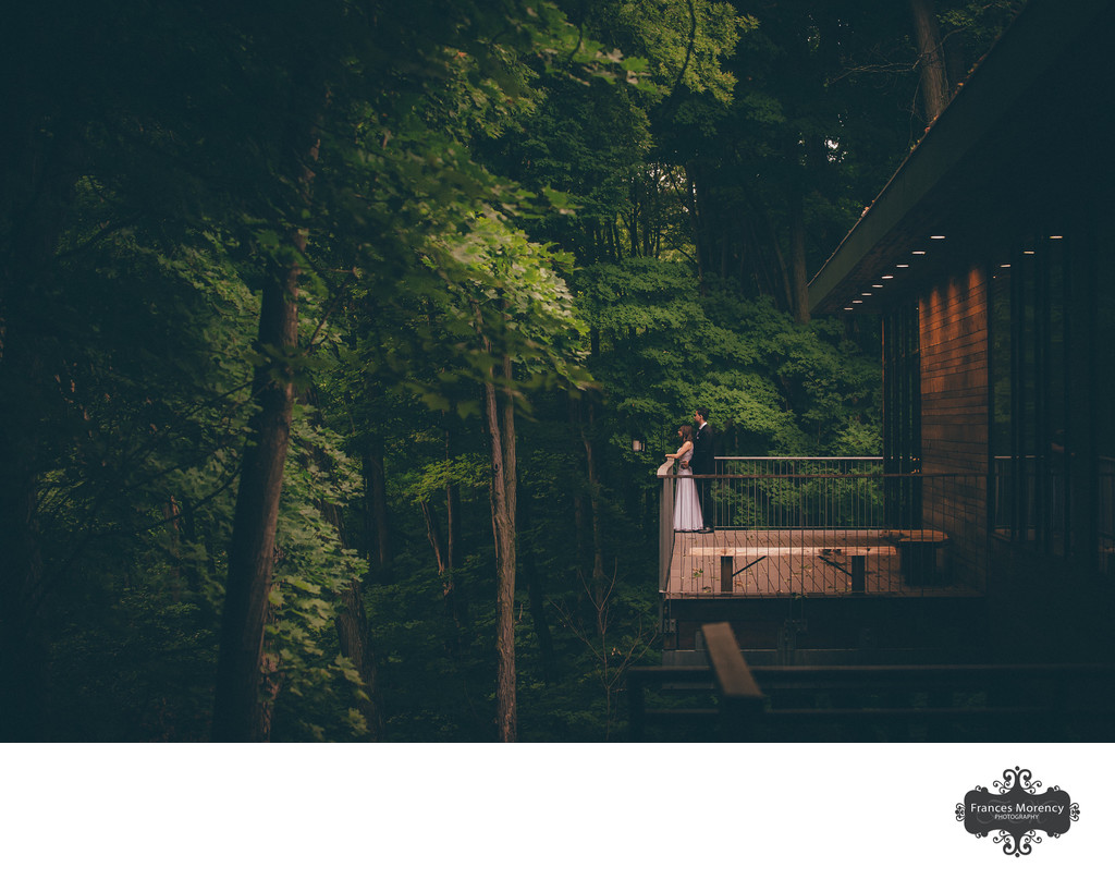 Kortright Centre for Conservation Wedding Photographer