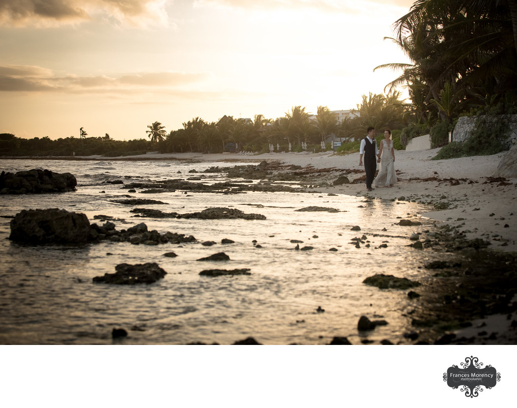 Best Mexico Destination Wedding Photographer