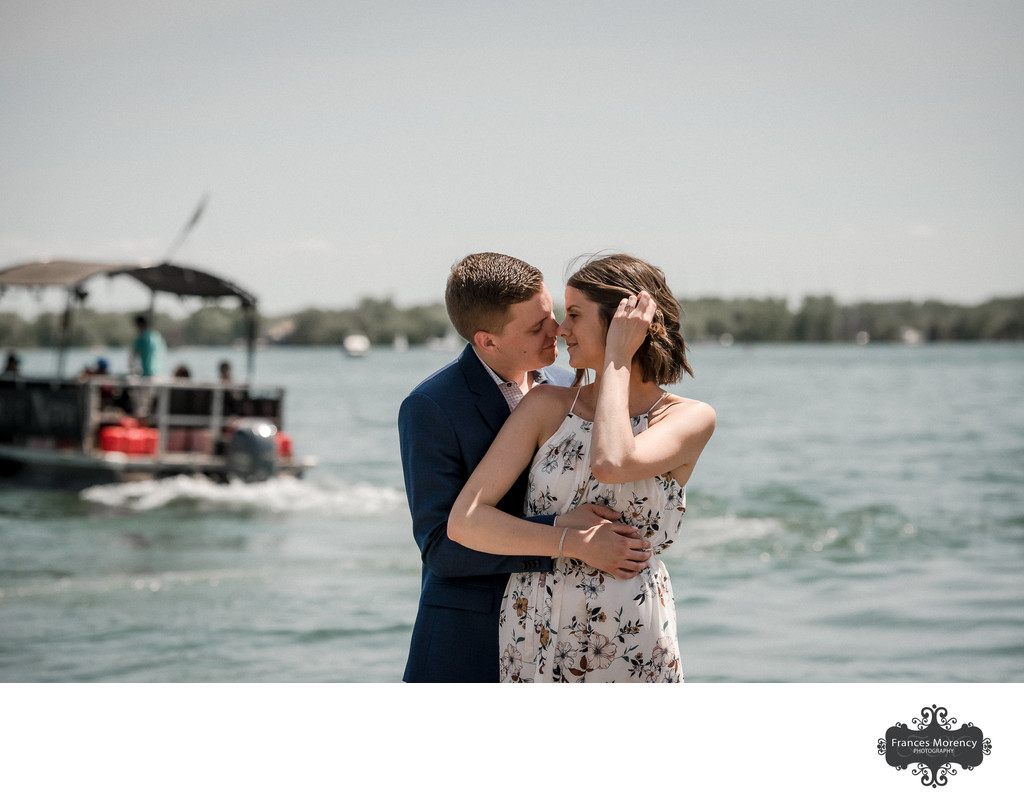 Rosseau JW Marriott Engagement & Wedding Photographer