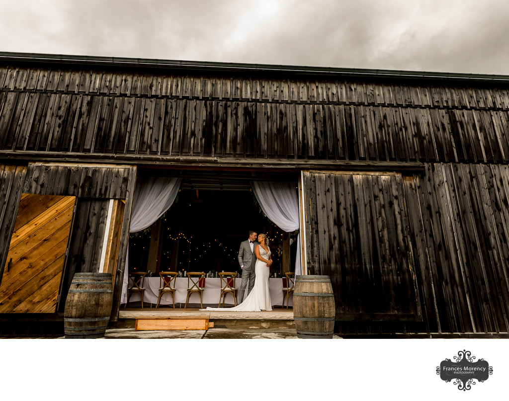 Collingwood Luxury Barn Wedding Photographer