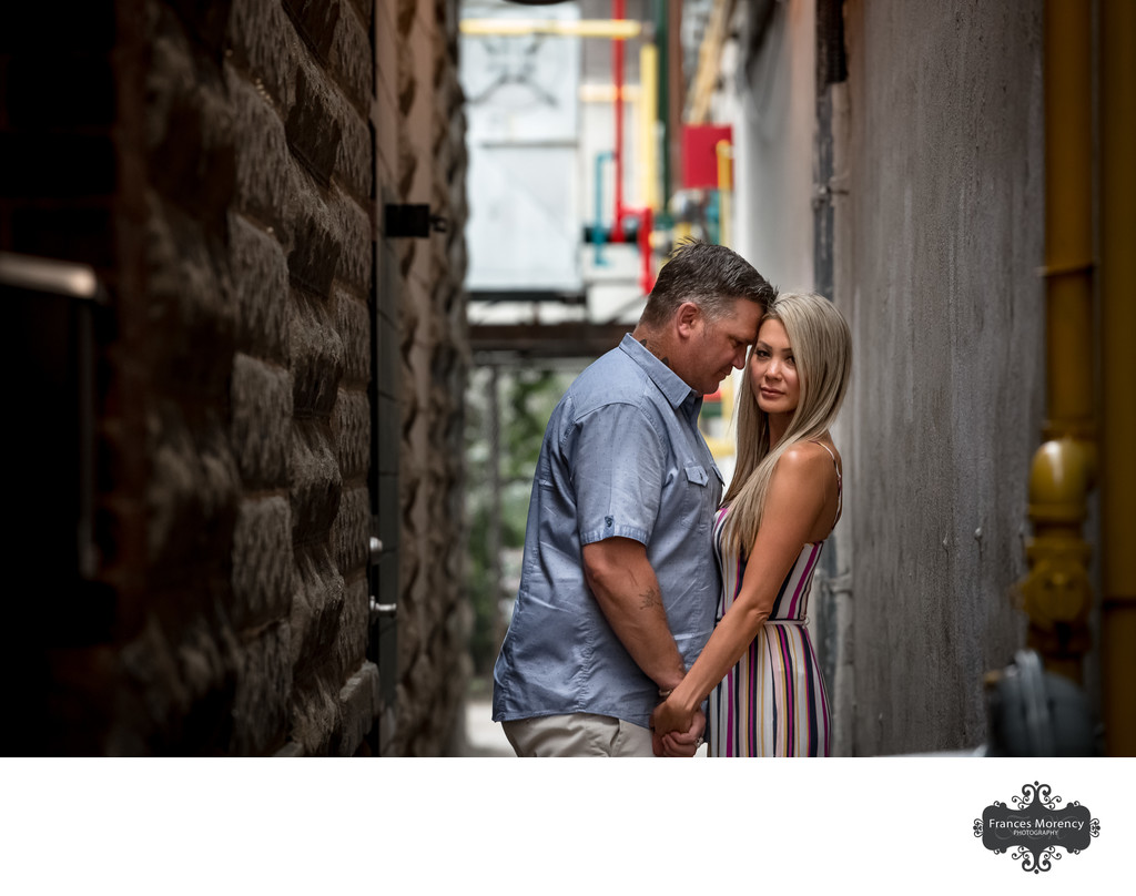 Collingwood Engagement Photographer