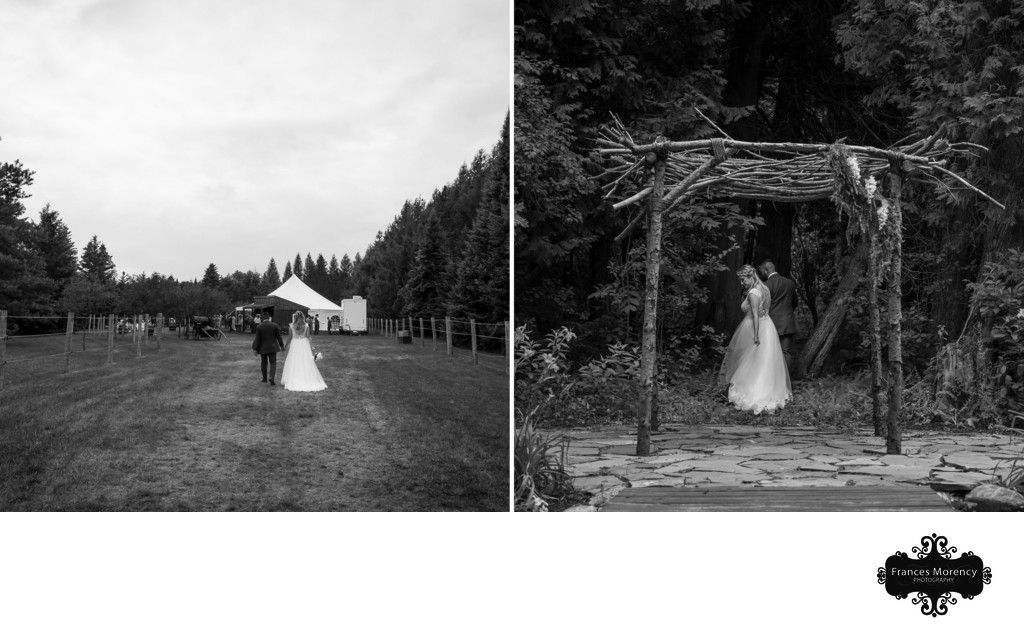 Journalistic Photos at Erin Estate Weddings