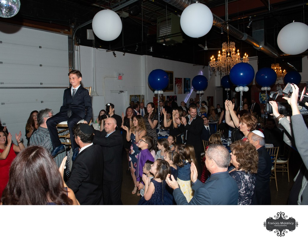 Jewish Bar-mitzvah Photographer