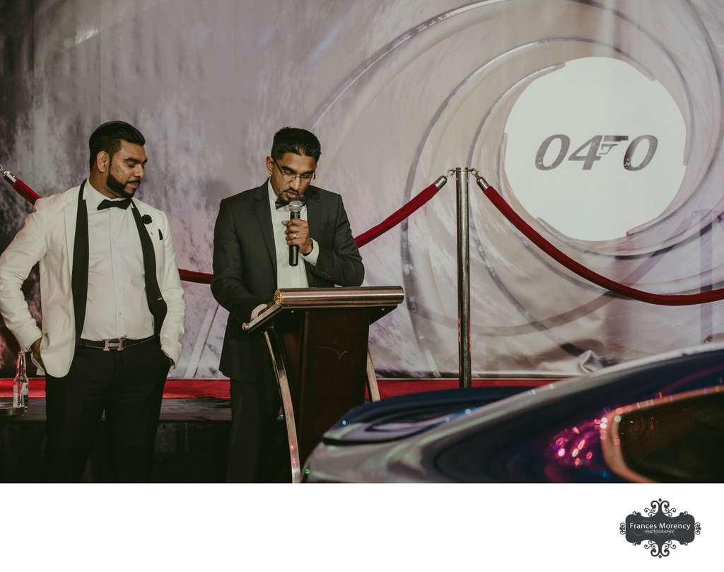 Mississauga Event Photography Speeches