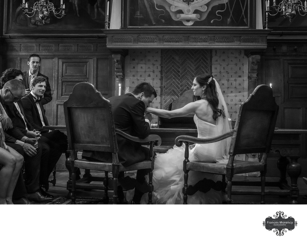 Naarden Town Hall Ceremony Photography