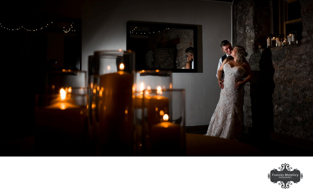 Candle Light Photo: The Millcroft Inn & Spa Photographer