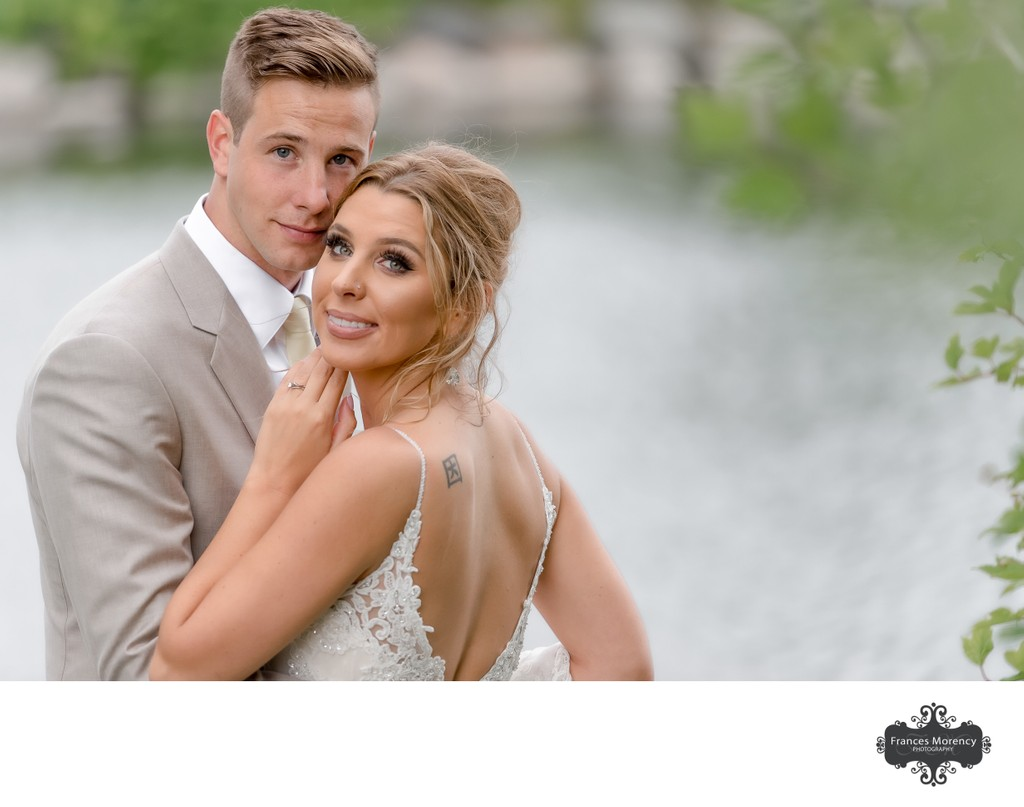 Barrie Wedding Photographer at Southshore