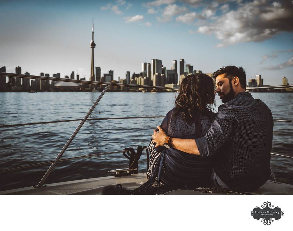 Toronto Pre-Wedding Photographer